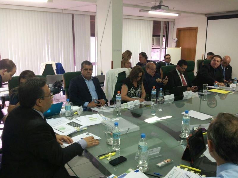 CREFITO 16 participa de reunião do Sistema COFFITO/CREFITOs