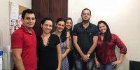 CREFITO-16 esclarece dúvidas de profissionais de Balsas durante visita